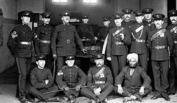 1917 mystery