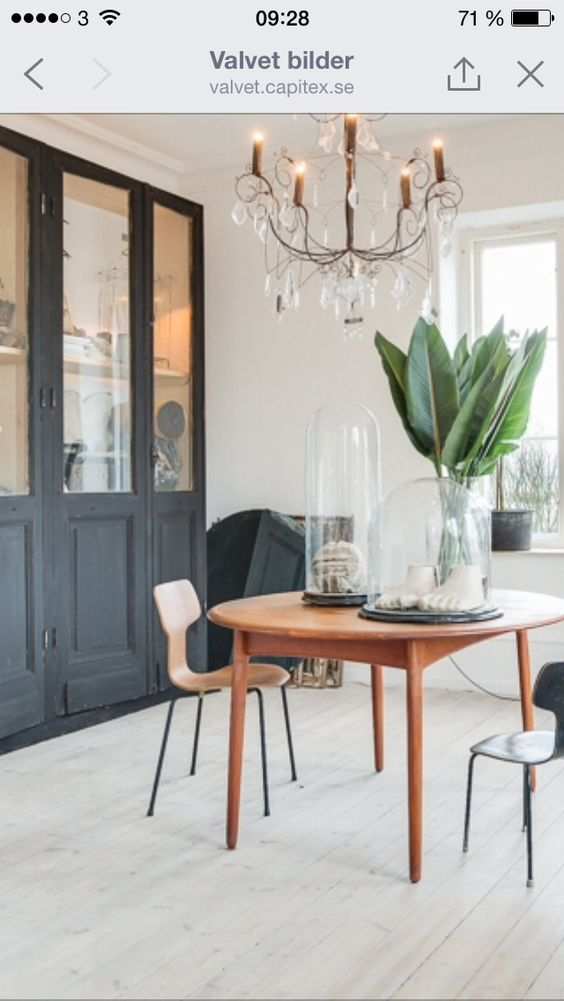 Swedish Livingroom
