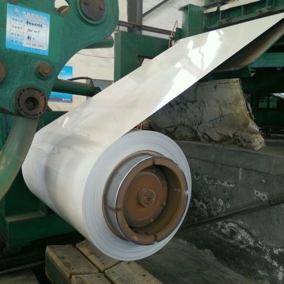 PPGI Coil produce progress
