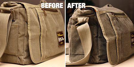 how to make waxed canvas: Waxed Camera, Canvas Bags, Waxed Canvas Bag, Camera Bags, Diy Project