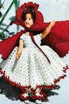 vintage dolls' clothes crochet patterns