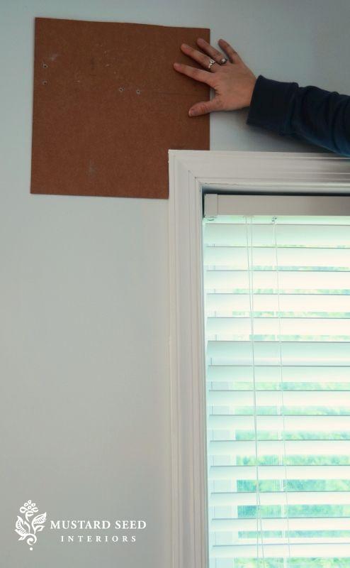 Gardinenstangen, Vorhänge and Hängende Vorhänge on Pinterest