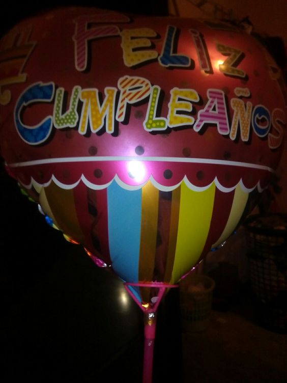 Feliz cumpleaños!!