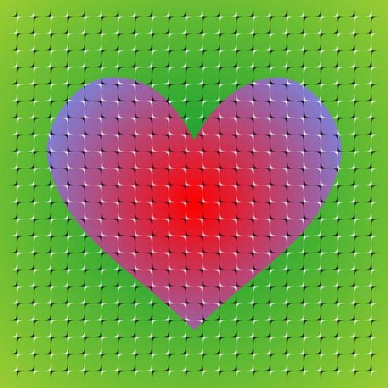 Beating Heart by Akiyoshi Kitaoka   click thru to the site.. enjoy