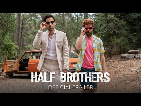 Half Brothers Official Trailer Hd In Theaters This Holiday Season Youtube In 2020 Official Trailer Half Brother Trailer
