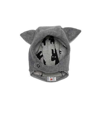 Lojadada : Produto : Hat With Ears Beau Loves - Light gray