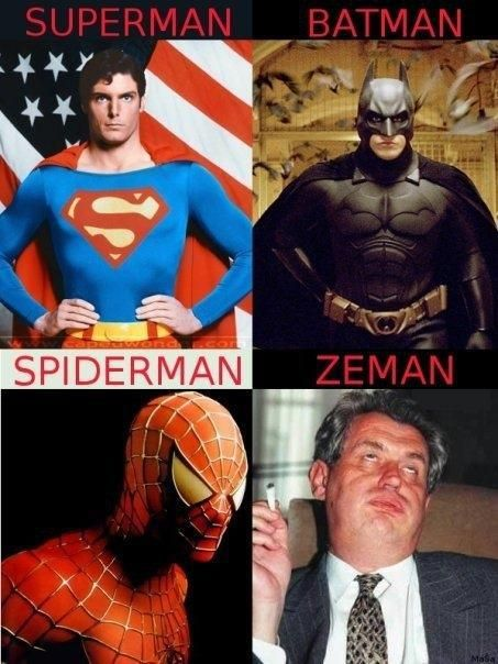 Z-MAN is our superhero!