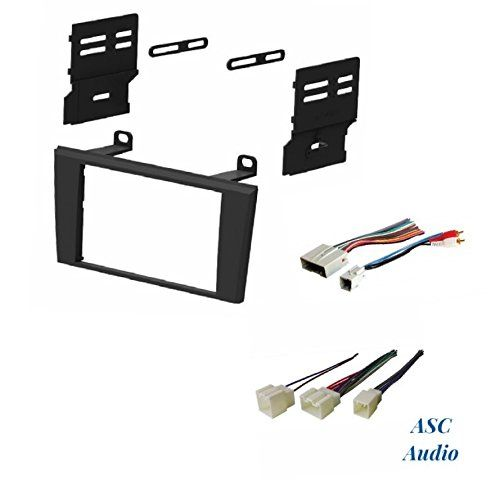 Radio Wiring Adapter Harness For Subaru Impreza And Forester