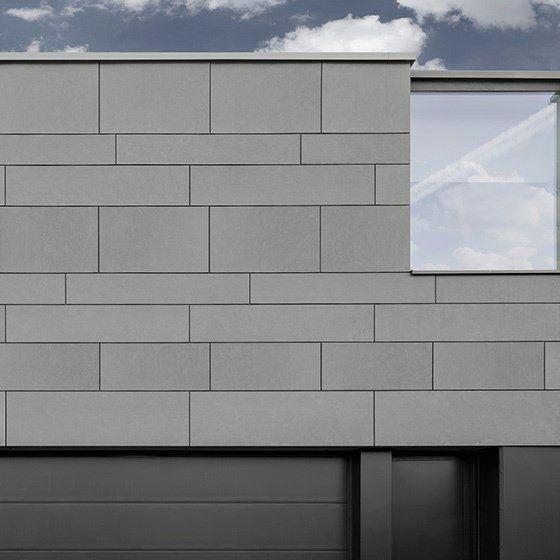 Textured Facade Panels Materia Equitone In 2020 Fiber Cement Facade Material Office Building