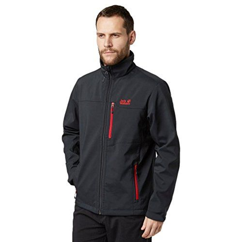 Jack Wolfskin Torngat Men S Softshell Jacket Jack Wolfskin Soft Shell Jacket Camping Wear
