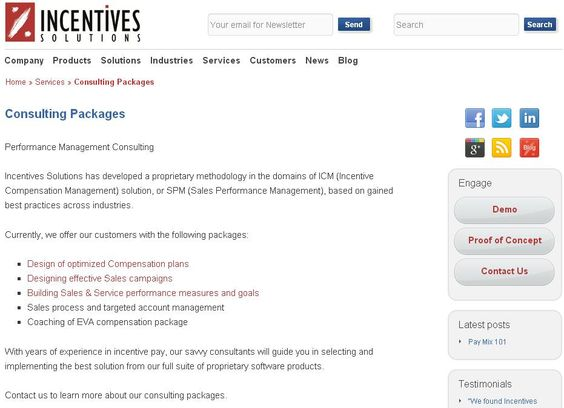 Incentives Solutions provides performance management consulting for businesses in variety of areas http://www.incentives-solutions.com/services/consulting/ #business #b2b #sales
