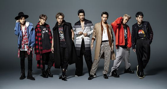 三代目 J Soul Brothers from EXILE TRIBEの新曲・アルバム・動画など最新情報