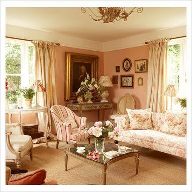 Fabric Designer Kate Forman 39 S Pretty Georgian Family Home