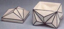 Doosje kubistisch