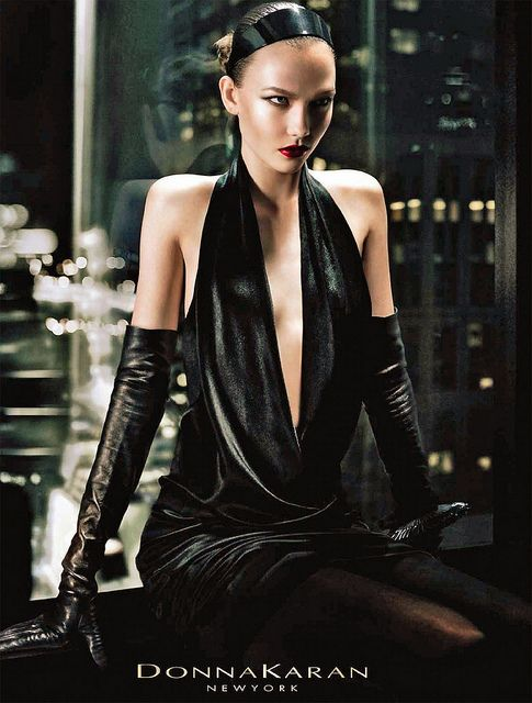 black leather dress long leather gloves - Mi Estilo Ṃ☿ Ṇ ...