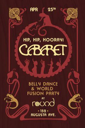 Hip, Hip, Hooray! Cabaret