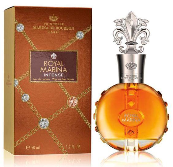 Princesse Marina de Bourbon Royal Marina Intense ~ New Fragrances