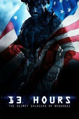 13 Giờ: Lính Ngầm Benghazi - HD