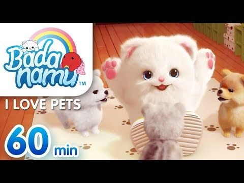 Badanamu I Love Pets Youtube Love Pet Cute Little Puppies Cute Puppy Videos
