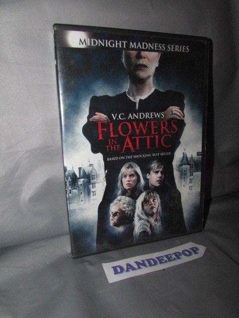 Flowers In The Attic Dvd 2011 Flowersintheattic Vcandrews Horror Dvd Movie Dandeepop Find Me At Dandeepop Com Flowers In The Attic Flowers Attic