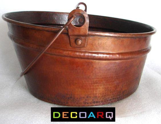 Bucket Vessel Sink : explore bucket vessel bucket sink and more bucket sink buckets sinks ...