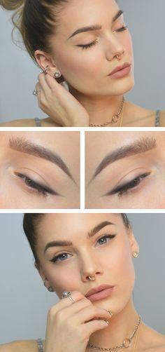 Makeup - olho, dia a dia