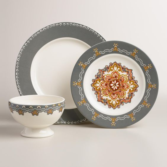 These are my new dishes. Love them!