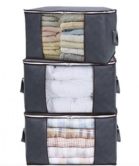 Rangement 25 Accessoires A Shopper Pour Organiser Son Interieur Rangement Sous Lit Rangement Sac Et Stockage De Sac