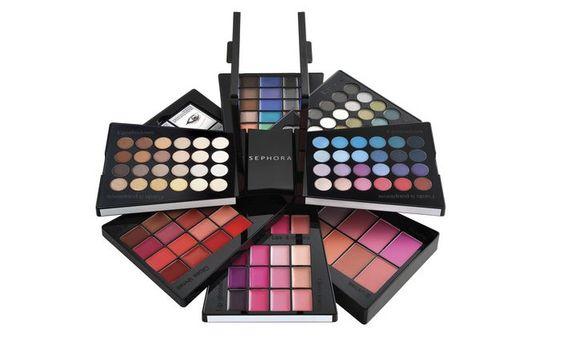 Idee regalo per le amiche: kit per il make-up