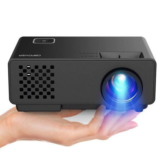 Pin By Marilyn Hays On Mini Projector Portable Mini Led Tips In 2020 Mini Projectors Fire Tv Stick Video Projector