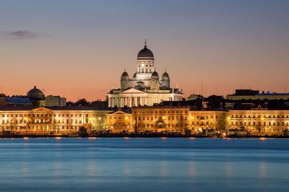 Helsinquía, Finlandia