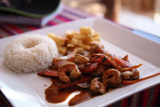 """Pause déjeuner à Paracas - Carnet de voyage """"Pérou"""""""