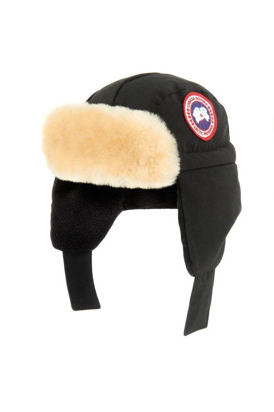Canada Goose montebello parka outlet discounts - Canada Goose - Baby Aviator Hat | My Winnipeg MB Canada ...