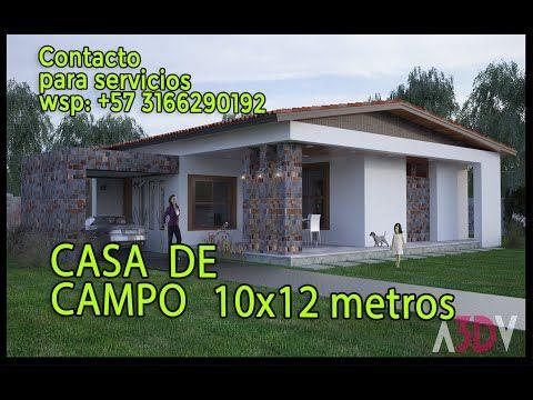 100 Ideas Hermosos Disenos De Fachadas De Casas Campestres