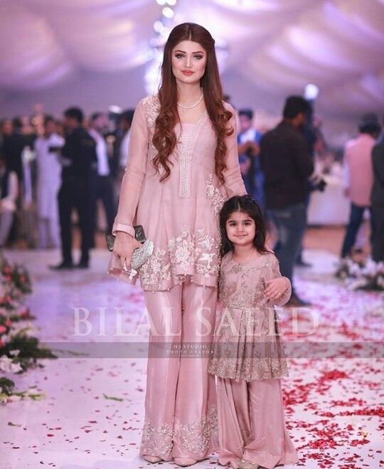 Hassanツ Desi Wedding Dresses Mother Daughter Matching Outfits Kids Designer Dresses,Middle Aged Outdoor Wedding Summer Wedding Guest Dresses