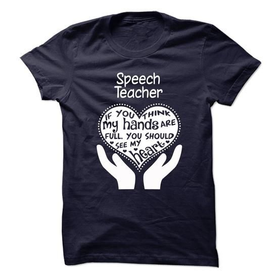 Proud Be A Speech Teacher T-Shirts, Hoodies (23$ ==►► Shopping Here!)