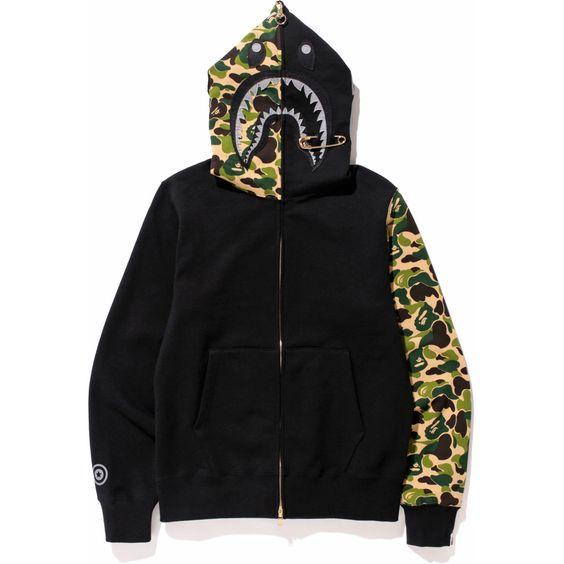 Full zip hoodie Zip hoodie and Sharks on Pinterest