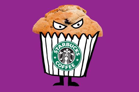 Starbucks' Food Fight
