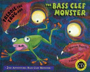 Freddie the Frog and the Bass Chef Monster: 2nd Adventure: Bass Chef Monster