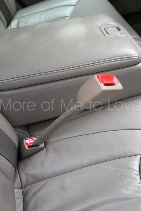Car Seat Belt Extender: Rigid