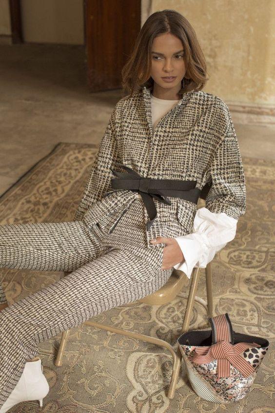 Silvia Tcherassi #VogueRussia #prefall # fallwinter2018 #SilviaTcherassi #VogueCollections #womensfashionwinter
