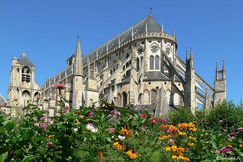 Cathédrale Saint Etienne (Bourges)