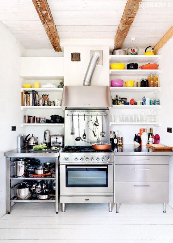 北欧風インテリアのおしゃれキッチン事例50 Kitchen Design Kitchen
