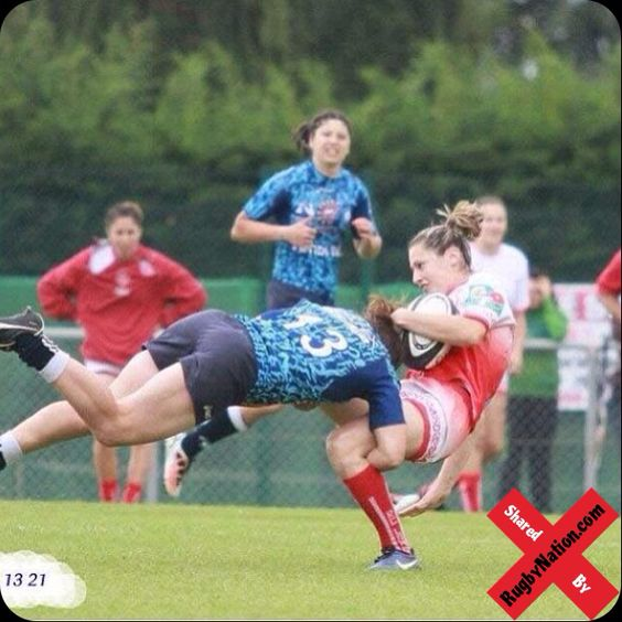 Tackle LikeA Girl! #Rugby #RugbyGirls