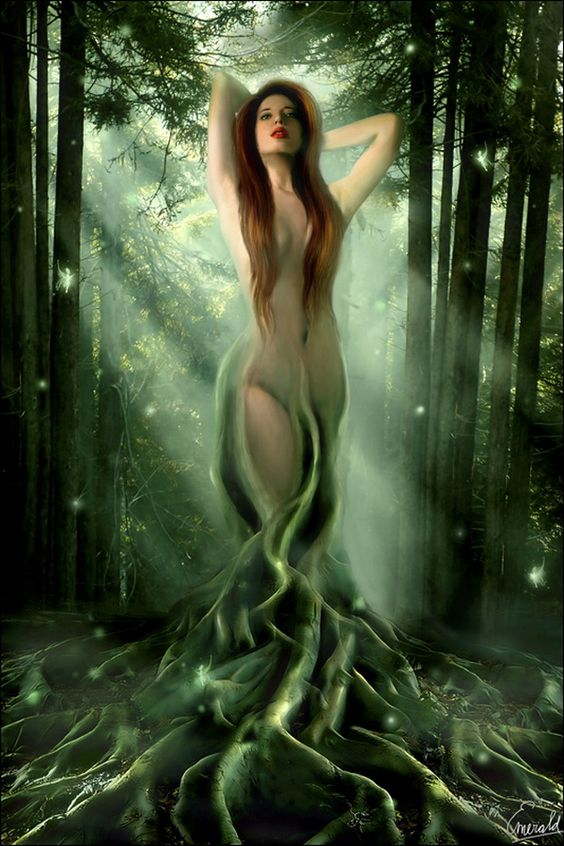 Digital art by Emerald de Leeuw