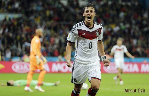 Mesut Ozil German National Football Team National Football Teams