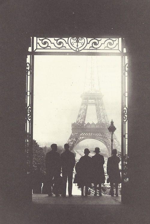 Paris, années 1920, photographe inconnu: