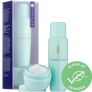Pore-Perfecting Moisturizer & Cleanser Duo - Tatcha
