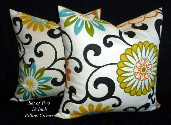 Decorative Pillows Throw Pillows Accent Pillows by berly731