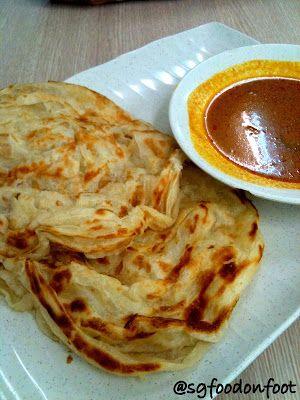 SG Food on Foot  | Singapore Food Blog | Best Singapore Food | Singapore Food Reviews: Jalan Kayu The Prata Cafe @ Tanjong Katong